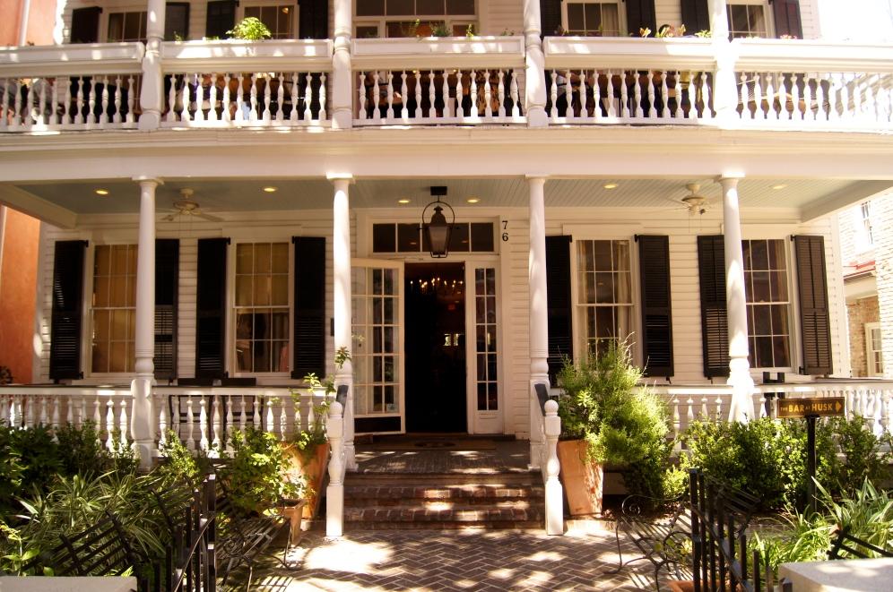 Husk, Charleston