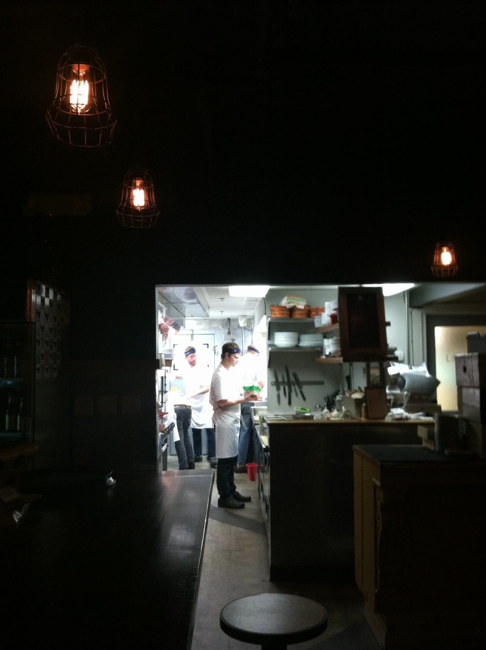 Two Borough's Larder, Charleston
