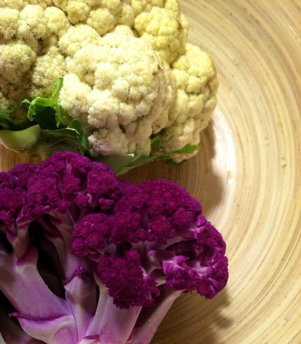 canaan farm cauliflower