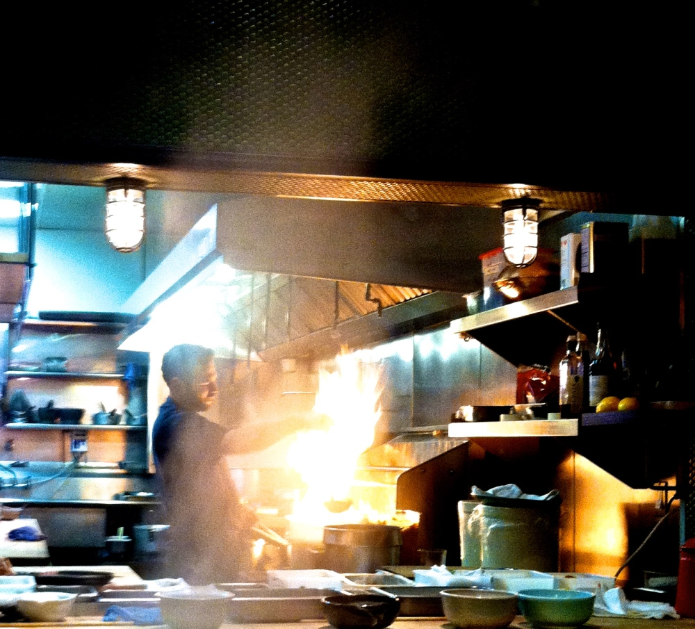 ramen shop, burnt miso