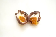 Homemade Cadbury Creme Eggs!