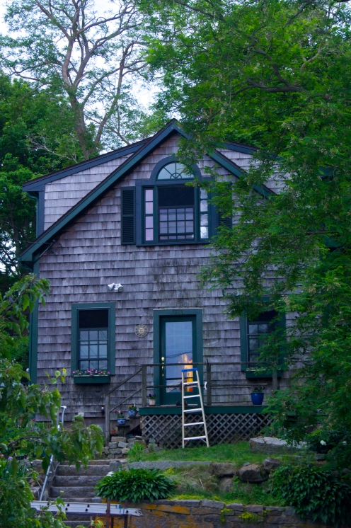 new england homes