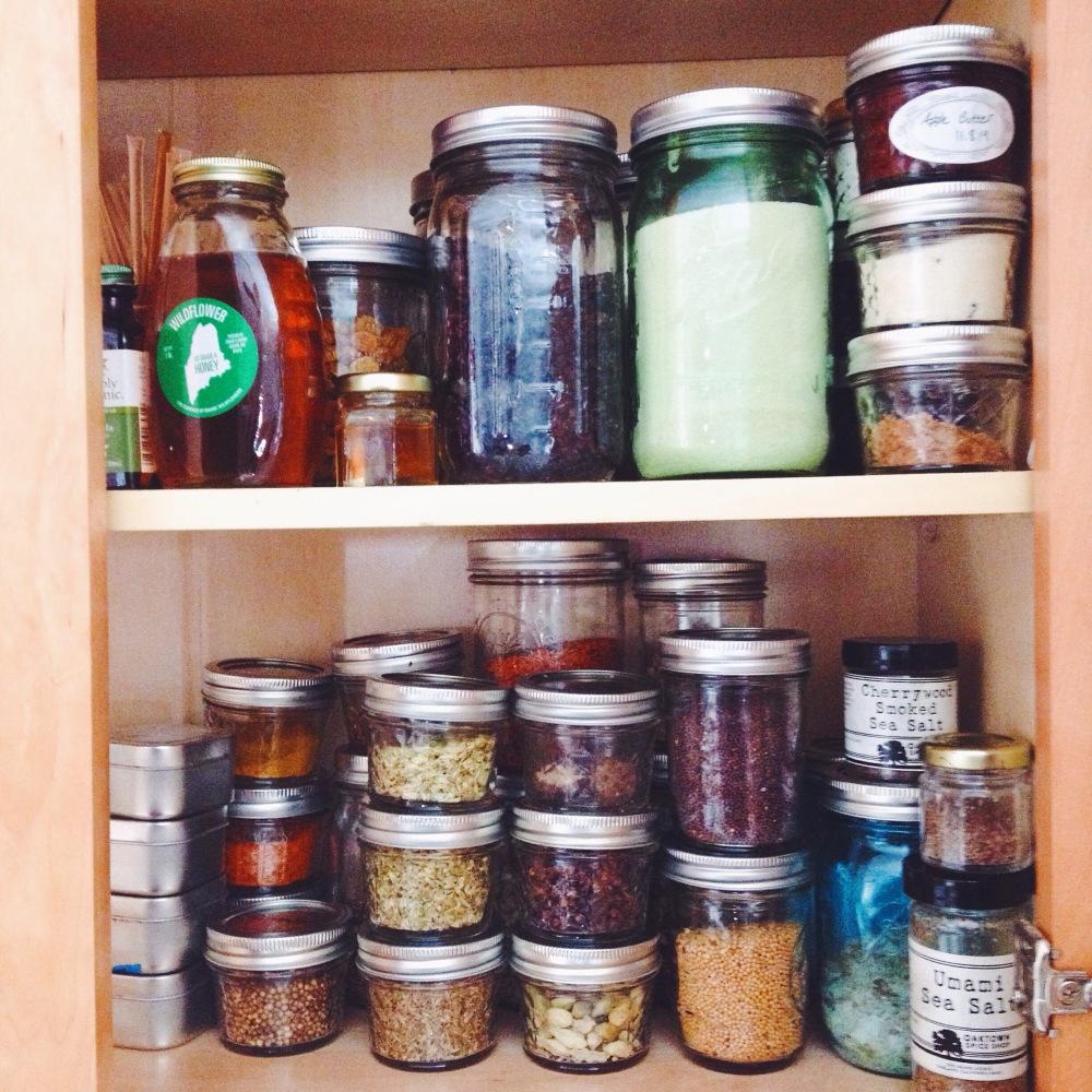 spice jars!